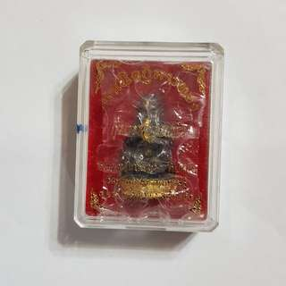 Kmt amulet with temple box
