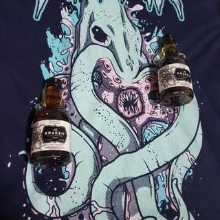 Kraken Black Spiced Rum 50ml 47%