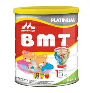 Susu Bayi BMT Morinaga Platinum