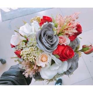 花球+襟花