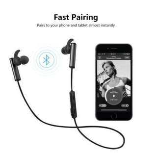 SYLLABLE D300L Bluetooth Earphone Wireless Headset with Mic Headphone