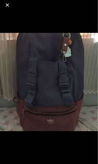 Adidas and Jansport Backpack