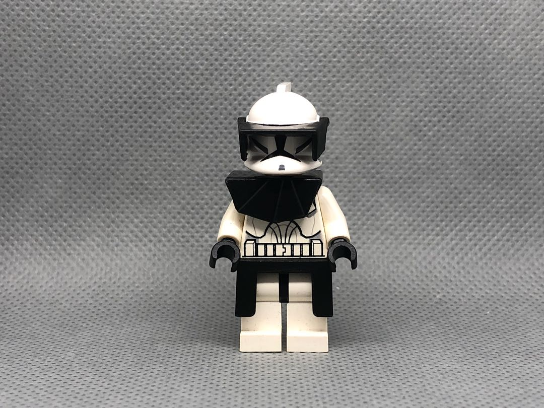 8014 Lego Clone Commander Toys Games Bricks Figurines On Carousell