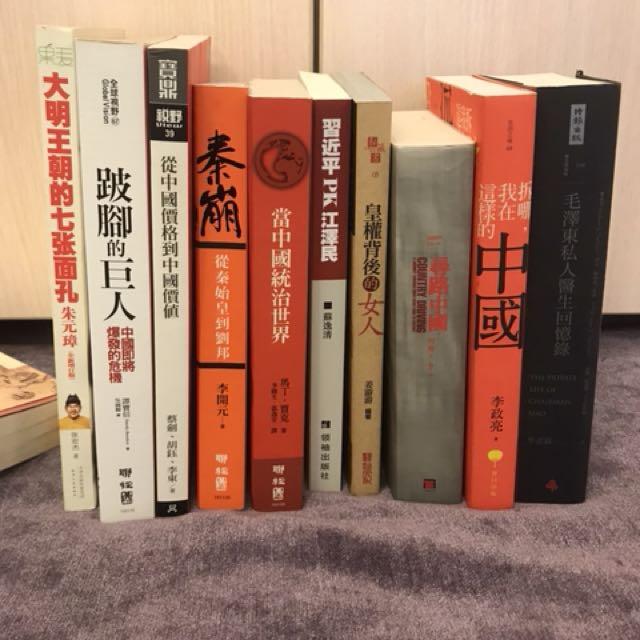 你看書嗎?中國相關
