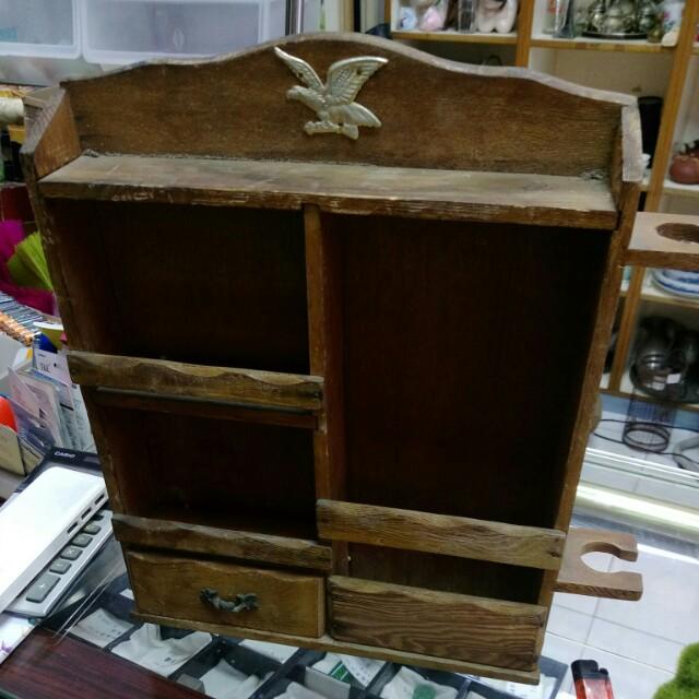 早期木架收藏格