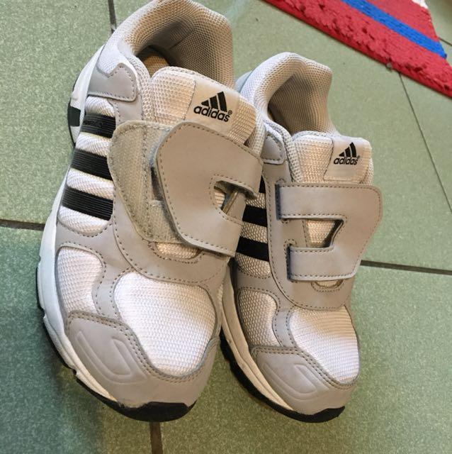 Adidas 魔鬼氈布鞋運動鞋