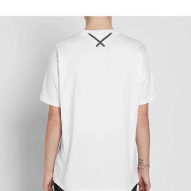 18df958a Adidas X by O Tee in White (Medium), Men's Fashion, Clothes on Carousell