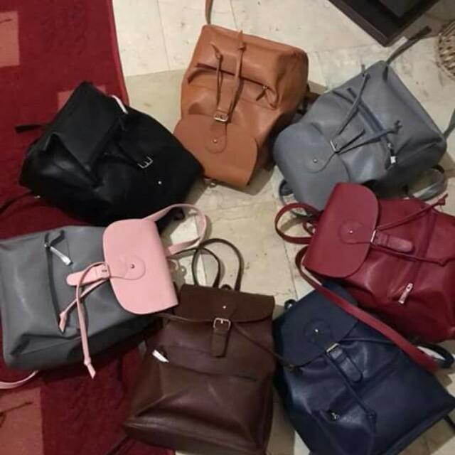 Aries bagpack