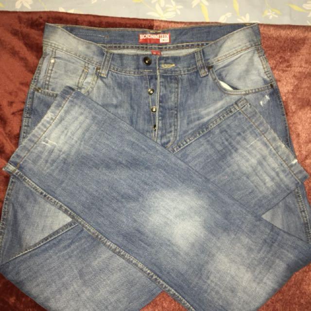 Auth.sicko19 pants