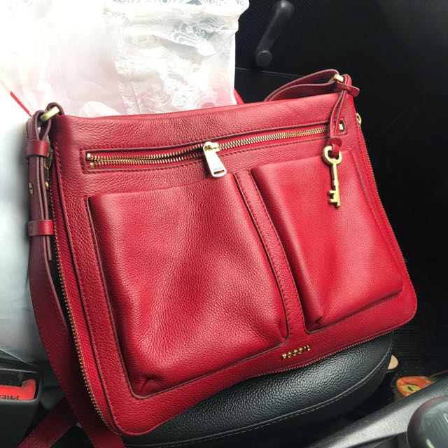 Bag fossil authentic