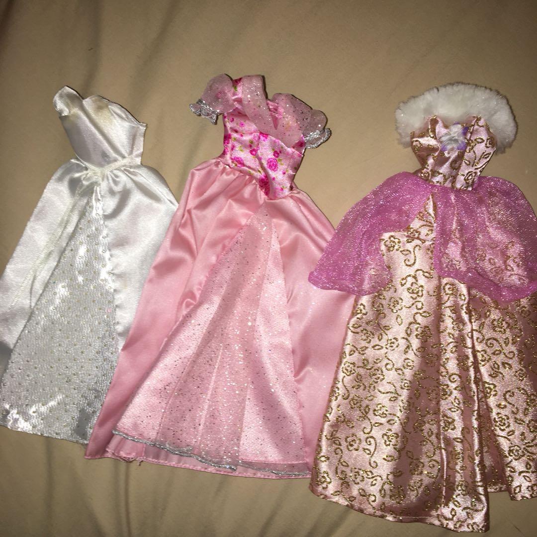 BARBIE DRESS (TERSISA)
