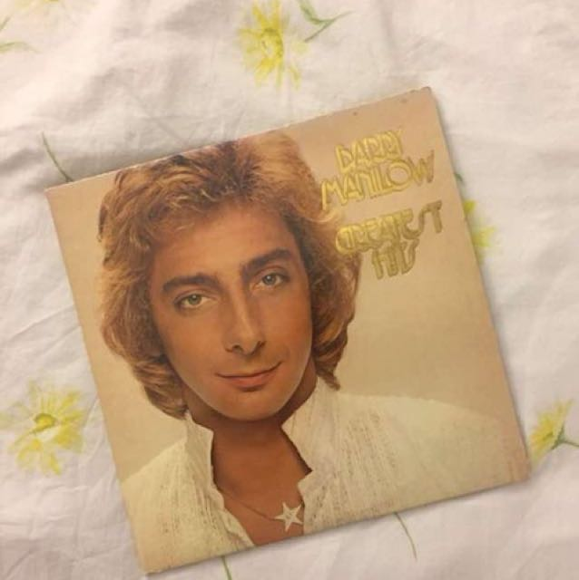 Barry Manilow Greatest Hits Vinyl