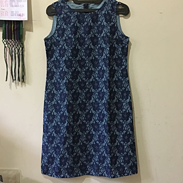 Basic Dress Brukat