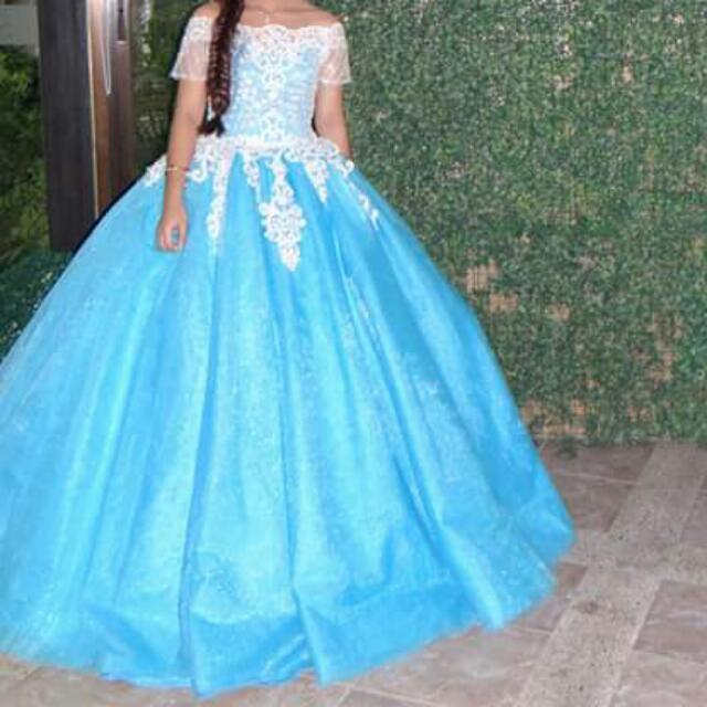Beautiful and Sophisticated Princess type Ball Gown for JS Prom ...