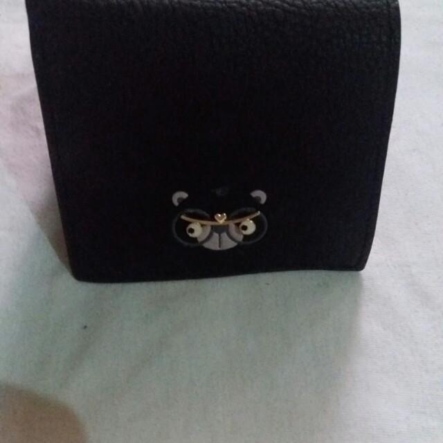 Black wallet/ cardholder
