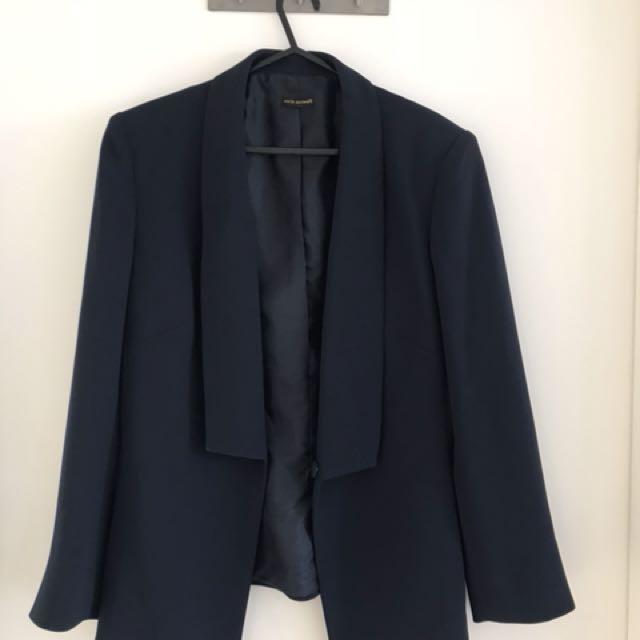 Blue Carla Zampatti blazer