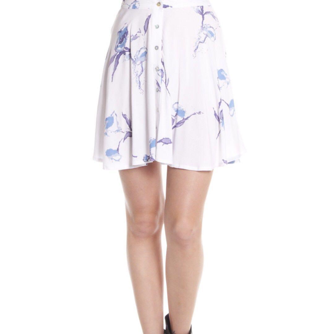 ~BNWT~ Wrangler Floral Skirt [#51]
