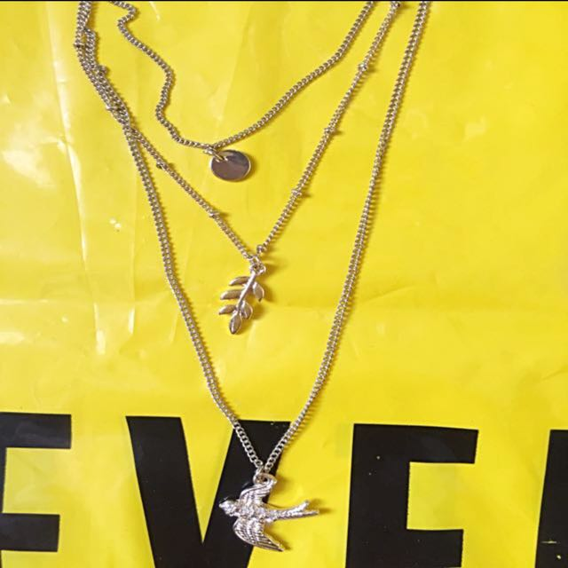 Brand New Auth Forever 21 Multi-Layer Necklace