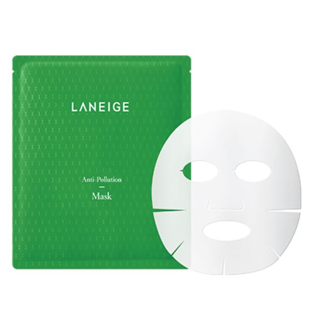Brand New Auth Laneige Anti-Pollution Face Mask