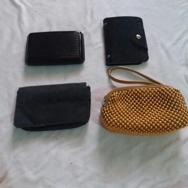 Bundle cardholder and purse