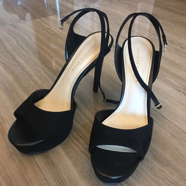 Charles   Keith Heels Size 38 6b24a766d0