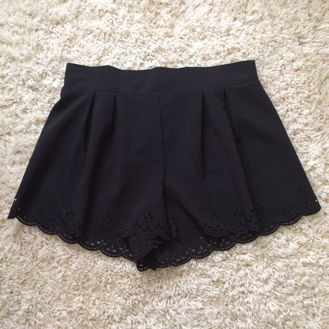 Charlotte Russe Black Shorts