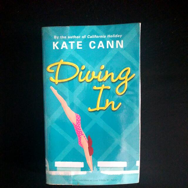 Chiclit: Diving In by Kate Cann
