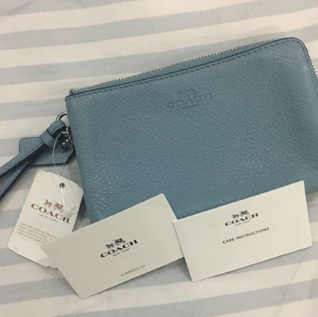 Coach pouch/wallet