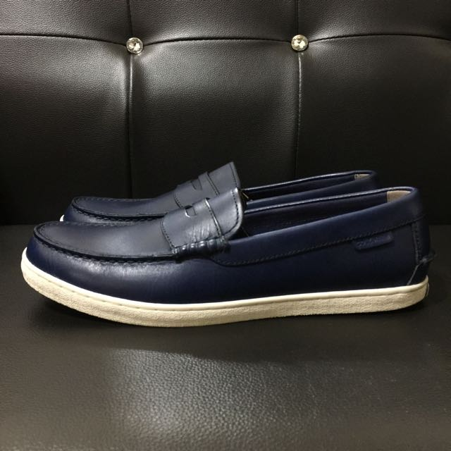 Cole Haan Loafer slip on 休閒鞋 樂福鞋 US12