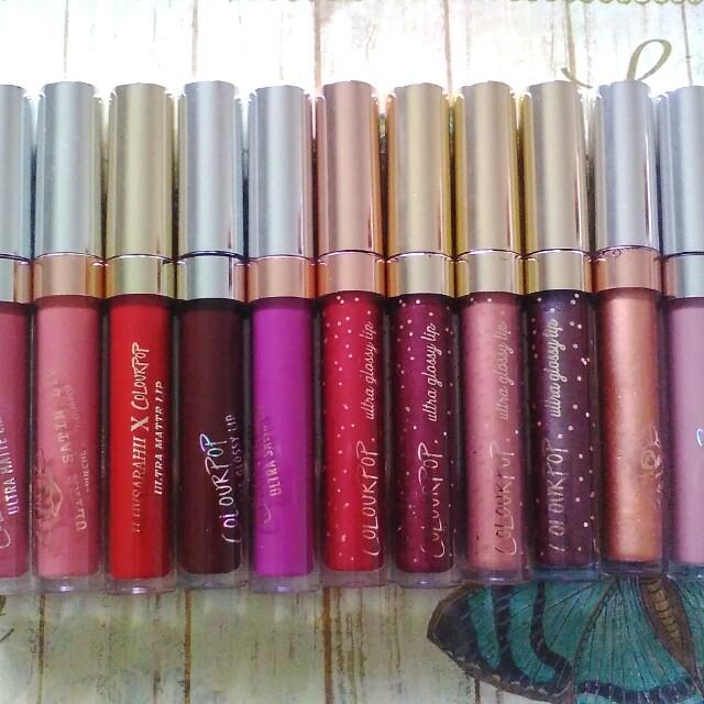 Colourpop bundle