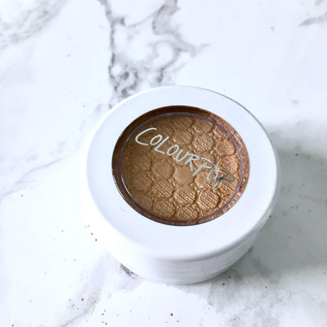 ColourPop Super Shock Shadow ✨ JINXIE