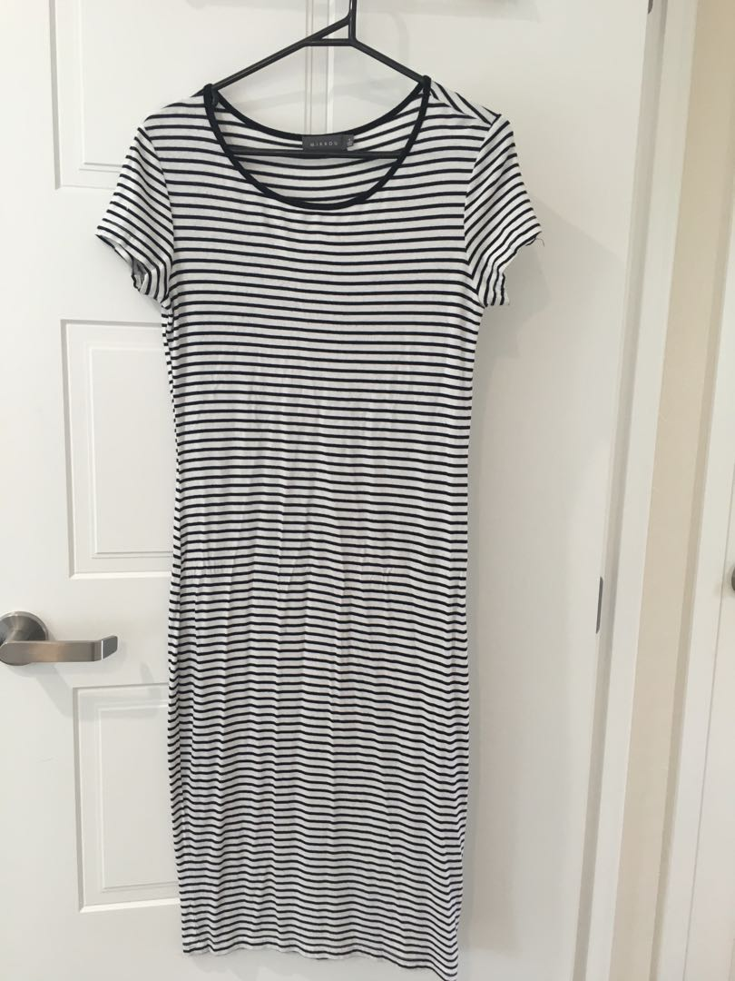 Comfy Stripe Dress
