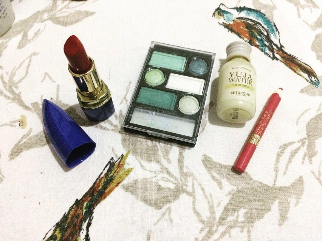 Cosmetics Bundle (All Authentic)