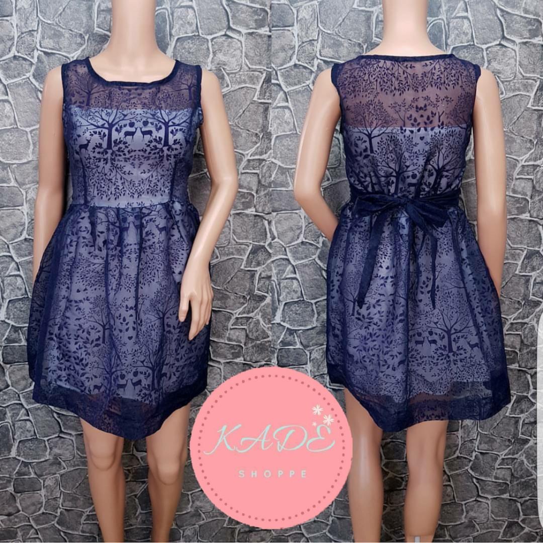 Dainty Swing Dress