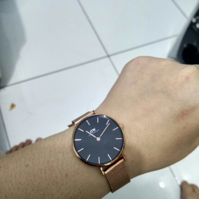 Daniel wellington melrose petite 32mm original