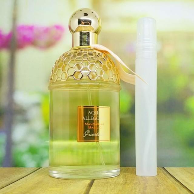 Decant Parfum Guerlain Aqua Allegoria Mandarine
