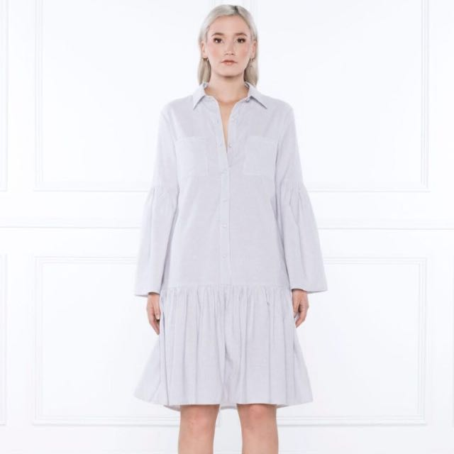Delphine Shirt Dress