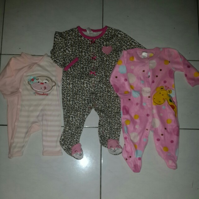 DISKON 3 Jumpsuit baby