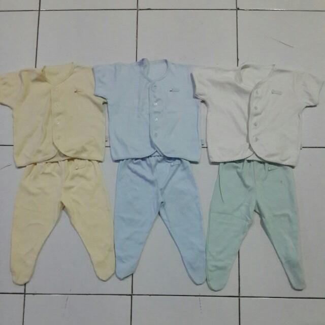 DISKON 3pasang pakaian baby boy