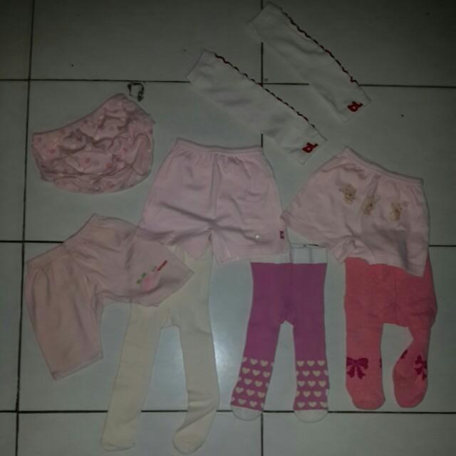 DISKON 8pcs Celana bayi