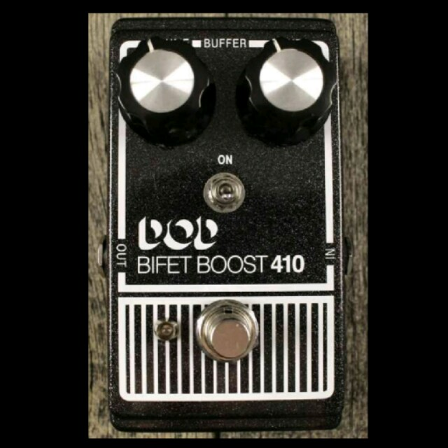 Dod boost pedal
