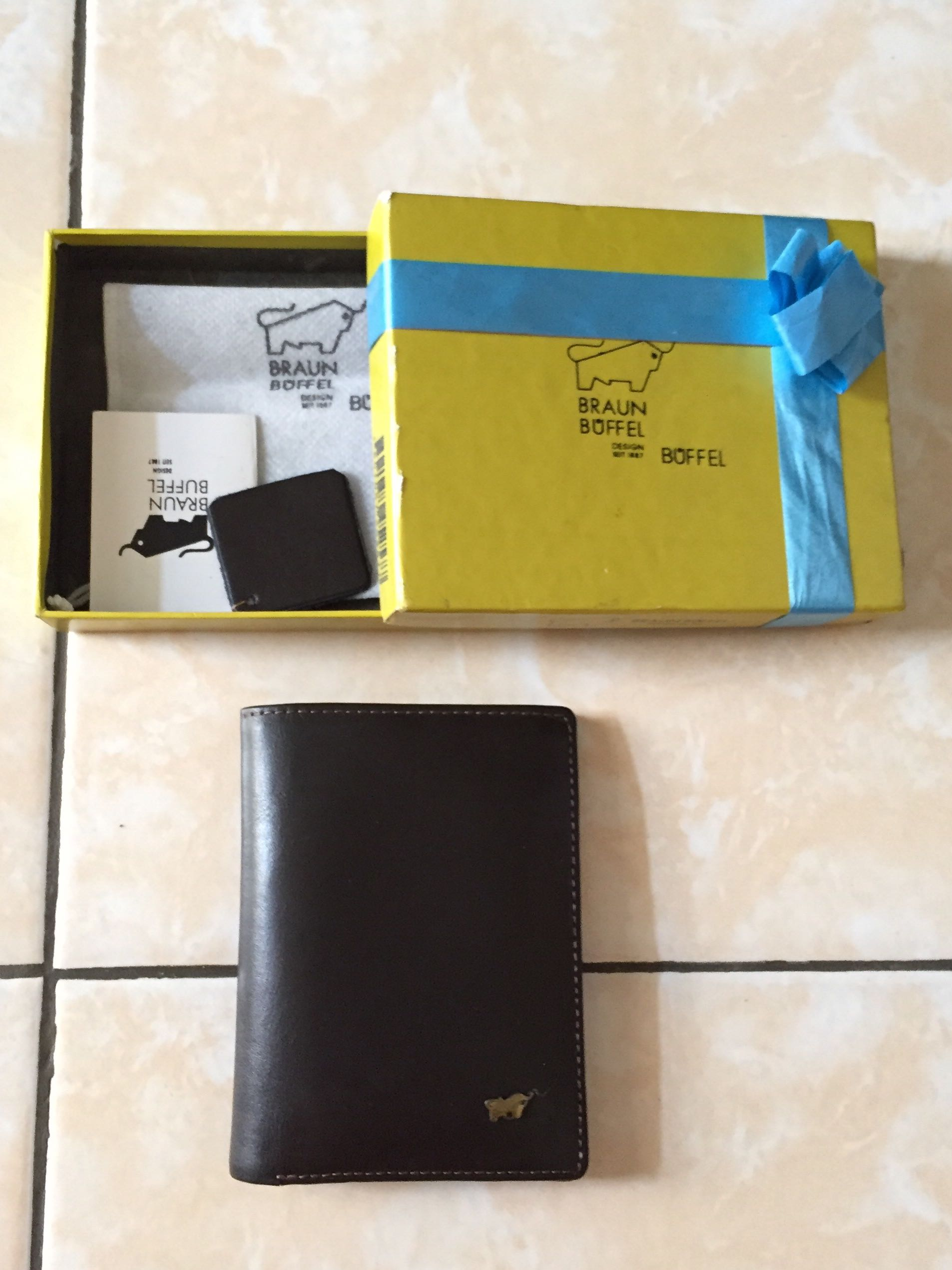 Dompet Braun Buffle (Not Authentic)