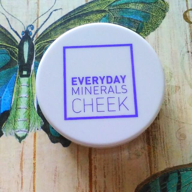 Everyday minerals cheek berry berry