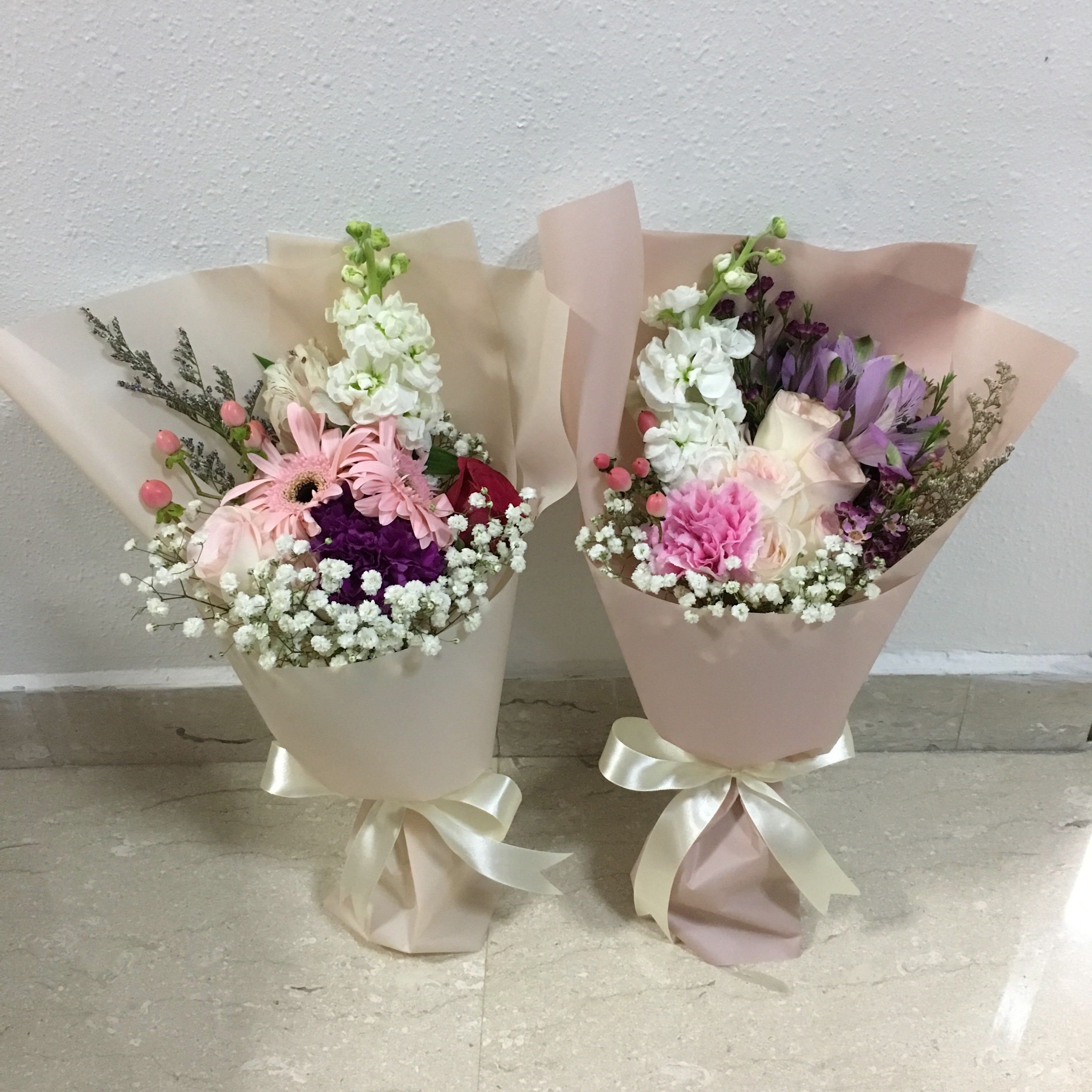 Flash sale pastel rose bouquet with premium fillers mix flowers flash sale pastel rose bouquet with premium fillers mix flowers birthday bouquet bulletin board preorders on carousell izmirmasajfo