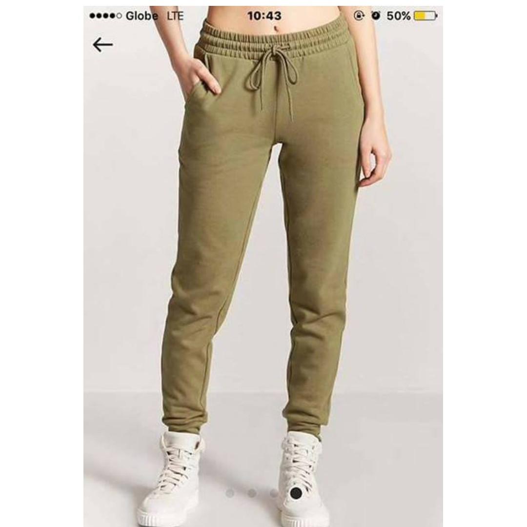 Forever 21 lady's Jagger pants - Original branded overruns