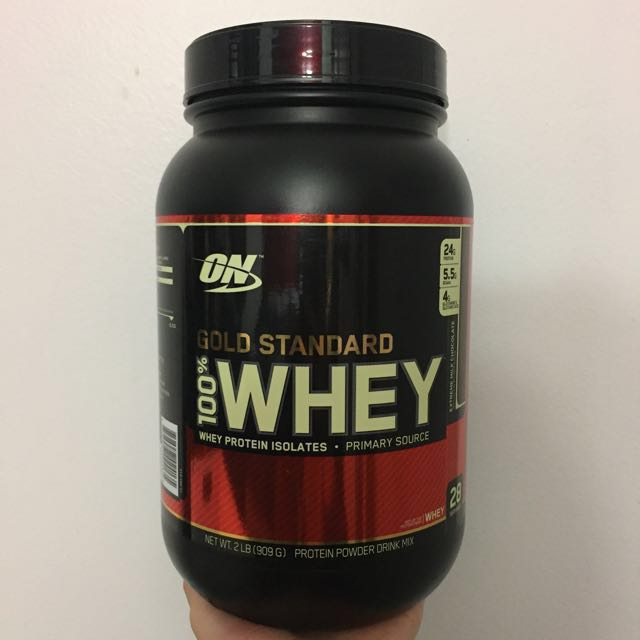 Gold Standard Whey Protein 2LB (Extreme Milk Chocolate)