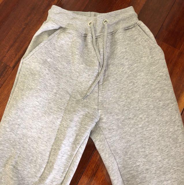 Grey Pretty Little Thing Sweatpants