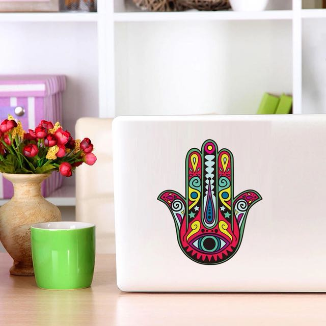 Hamsa Hand Wall Decor Stickers