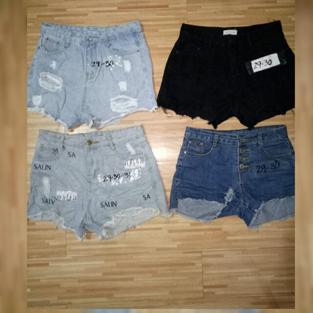 😍Highwaist Shorts 29-30-31