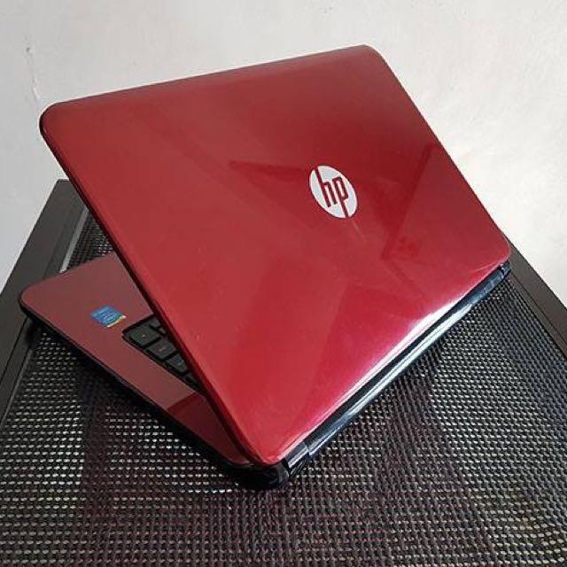 HP14 Notebook i3 4th Gen 1tb 4gbram